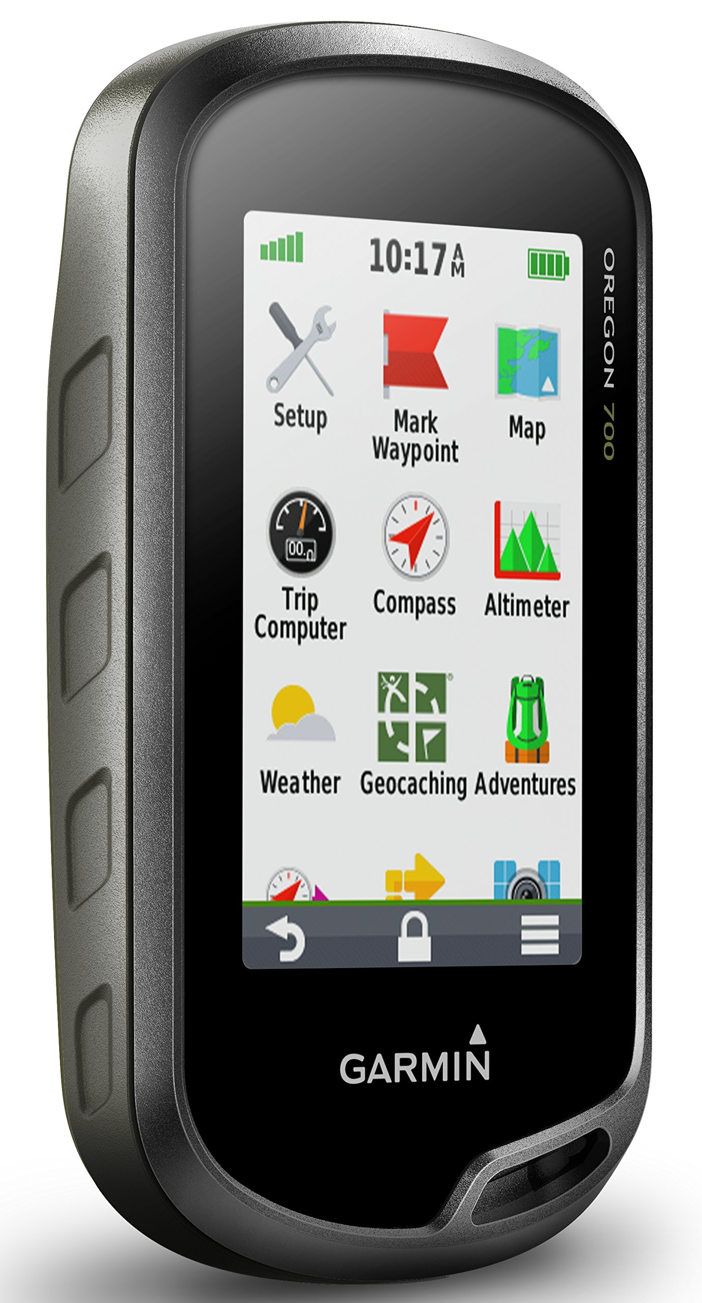 Garmin Oregon 700 Handheld GPS Navigation System 5