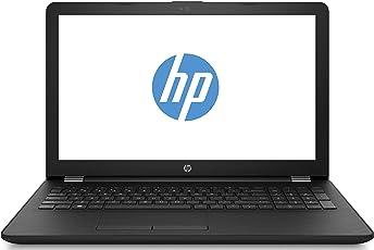 HP 15 15-bs615TU 2017 15.6-inch Laptop (6th Gen Core i3-6006U/4GB/2TB/DOS/Integrated Graphics), Sparkling Black