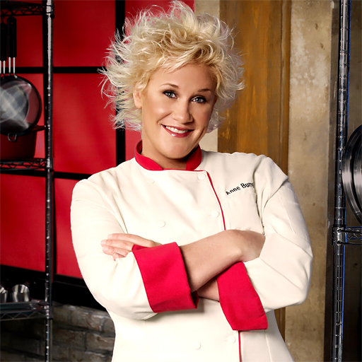 Anne Burrell Recipes Free for Kindle Fire Tablet / Phone HDX HD