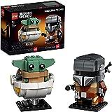 LEGO 75317 StarWars LeMandalorienetL'Enfant, Ensemble de Construction modèle à Collectionner
