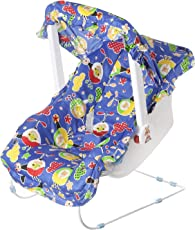 Archana NHR Baby Carry Cot 10 In 1 Blue