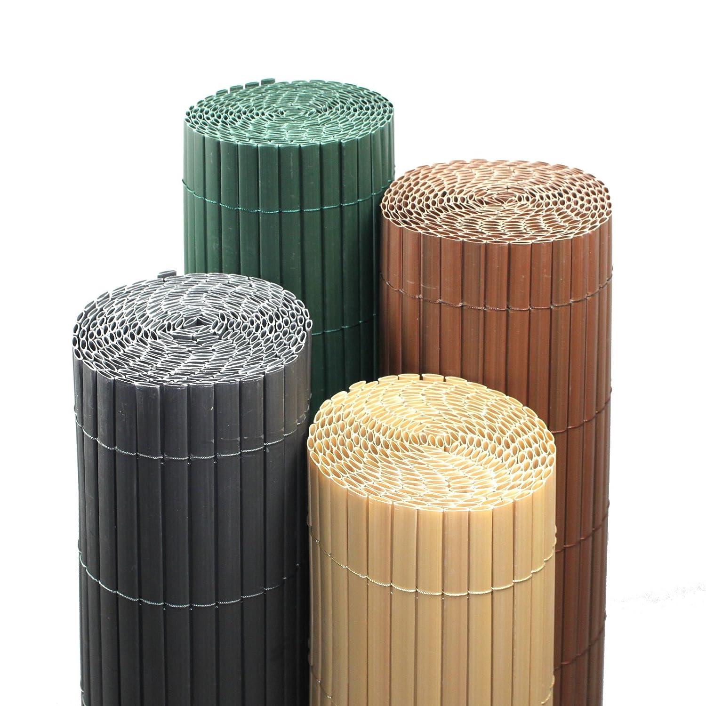 Amazon PVC Sichtschutzmatte Farbe & Größe Wählbar