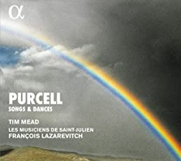 Henry Purcell - Songs & Dances