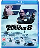 Fast and Furious 8 [Blu-ray] [2017] [Region Free]