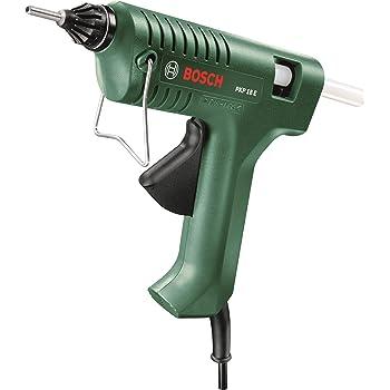 Bosch 0603264503 Pkp 18-E Pistola Incollatrice, 200 W, Nero/Verde