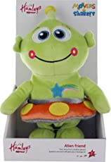 Hamleys Mands Alien Talk and Walk Soft Toy for Kids Age Above 2 Years