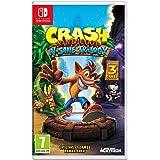 Crash Bandicoot N Sane Trilogy(Nintendo Switch)