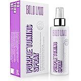 Spray Tonalizzante - Spray Viola Trattamento Anti-Giallo e Anti Riflesso Ramato per Capelli Biondi, Platino & Grigio/Argento