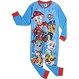 Paw Patrol Enterizo para niños   Personajes enterizos infantiles   Skye, Chase y Marshall Pijama Enterizo para niños y niñas