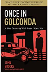Once in Golconda: A True Drama of Wall Street 1920-1928 (English Edition) Versión Kindle