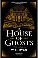A House of Ghosts: A ghostly golden age mystery perfect for Halloween Kindle Edition