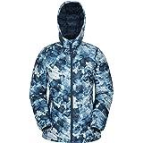 Mountain Warehouse Seasons Womens Padded Winter Jacket - Water Resistant Ladies Coat, Warm, Front Pockets, Adjustable Elastic