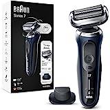 Braun Series 7 70-B1200s - Afeitadora Eléctrica, máquina de afeitar barba hombre de Lámina, con Recortadora de Precisión, Uso