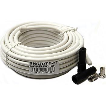 Smartsat SAT-Anschluss-Kit, SAT-Kabel inkl. 2x: Amazon.de: Elektronik