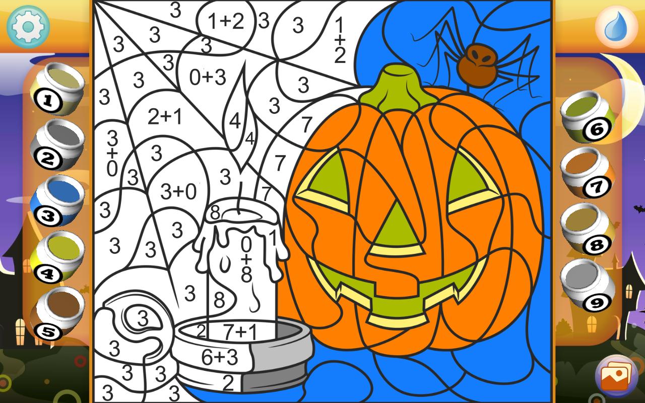 Halloween Malbuch +: Amazon.de: Apps für Android
