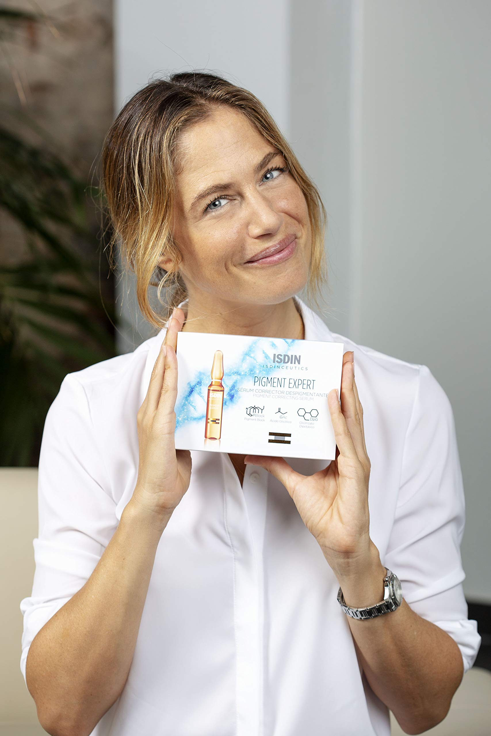 ISDINCEUTICS Pigment Expert Sérum de día Corrector Despigmentante con Acción Antimanchas