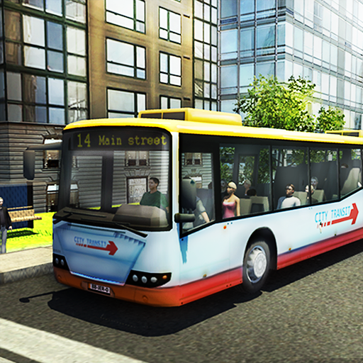 Stadt Bus Driver Simulator 3D 2016 (Kostenlose Monster Bus)