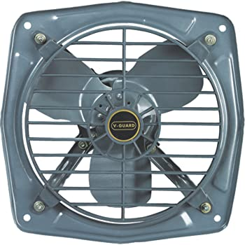 Vguard Shovair R9 Reverse 40 Watt Exhaust Fan Misty Grey