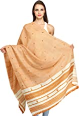 Exotic India Shawl from Kutch with Embroidered Mirrors