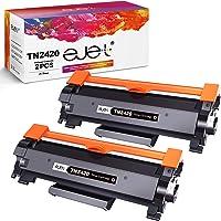 ejet Toner Compatible pour Brother TN2420 TN-2420 pour Brother MFC-L2710DW HL-L2350DW DCP-L2530DW HL-L2370DN DCP-L2510D…