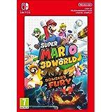 Super Mario 3D World + Bowser's Fury Standard | Nintendo Switch – Code jeu à télécharger