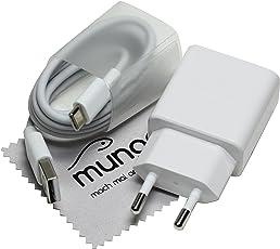 Original Huawei HW-059200EHQ 2A QC Schnell Ladegerät + Typ-C USB Ladekabel Huawei P20 Lite/P20 Pro/P10/P10 Plus/P9 + Gratis mungoo® Displayputztuch