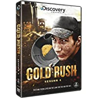 Gold Rush Season 4 [DVD] [UK Import]