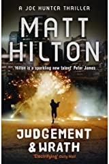 Judgement and Wrath: Joe Hunter: Book Two Kindle Edition
