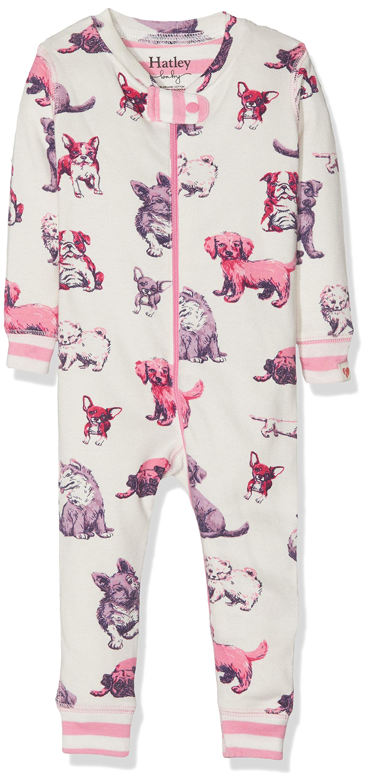Hatley Organic Cotton Sleepsuits Pelele para Dormir para Bebés 1
