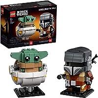LEGO 75317 Star Wars Le Mandalorien et L'Enfant, Ensemble de Construction modèle à Collectionner