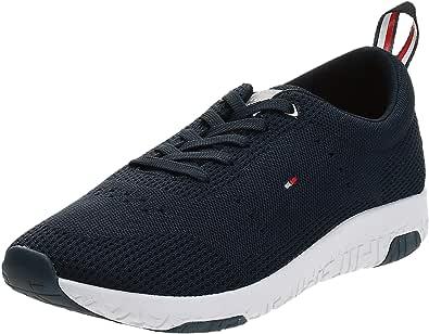 Tommy Hilfiger Corporate Knit Modern Runner Uomo Formatori Moda