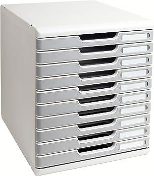 Bürobedarf ablagesysteme  Exacompta 302041D Ablagesystem Modulo A4, 10 laden Classic ...