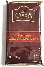 2m Cocoa Premium Dark Compound CP17 500Gm