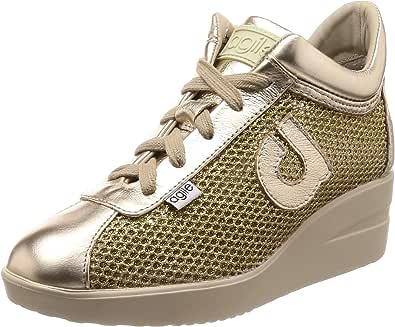 AGILE BY RUCOLINE Sneaker Alta Beige - Primavera Estate