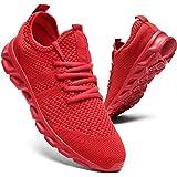 ZMBCYG Laufschuhe Herren Sneaker Sportschuhe Turnschuhe Straßenlaufschuhe Leichtgewichts Männer Running Schuhe Walkingschuhe