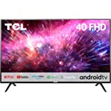 TCL 100 cm (40 inches) Full HD Certified Android Smart LED TV 40S6500FS (Black) (2020 Model)