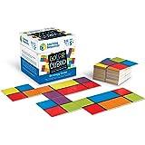 Learning Resources- Juego de Estrategia de Cuadrados de Colores, Multicolor (LER9283) , color/modelo surtido