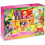 Pinypon- Casa delle Favole per Bambini/e da 4 a 8 Anni, Multicolore, 700016253