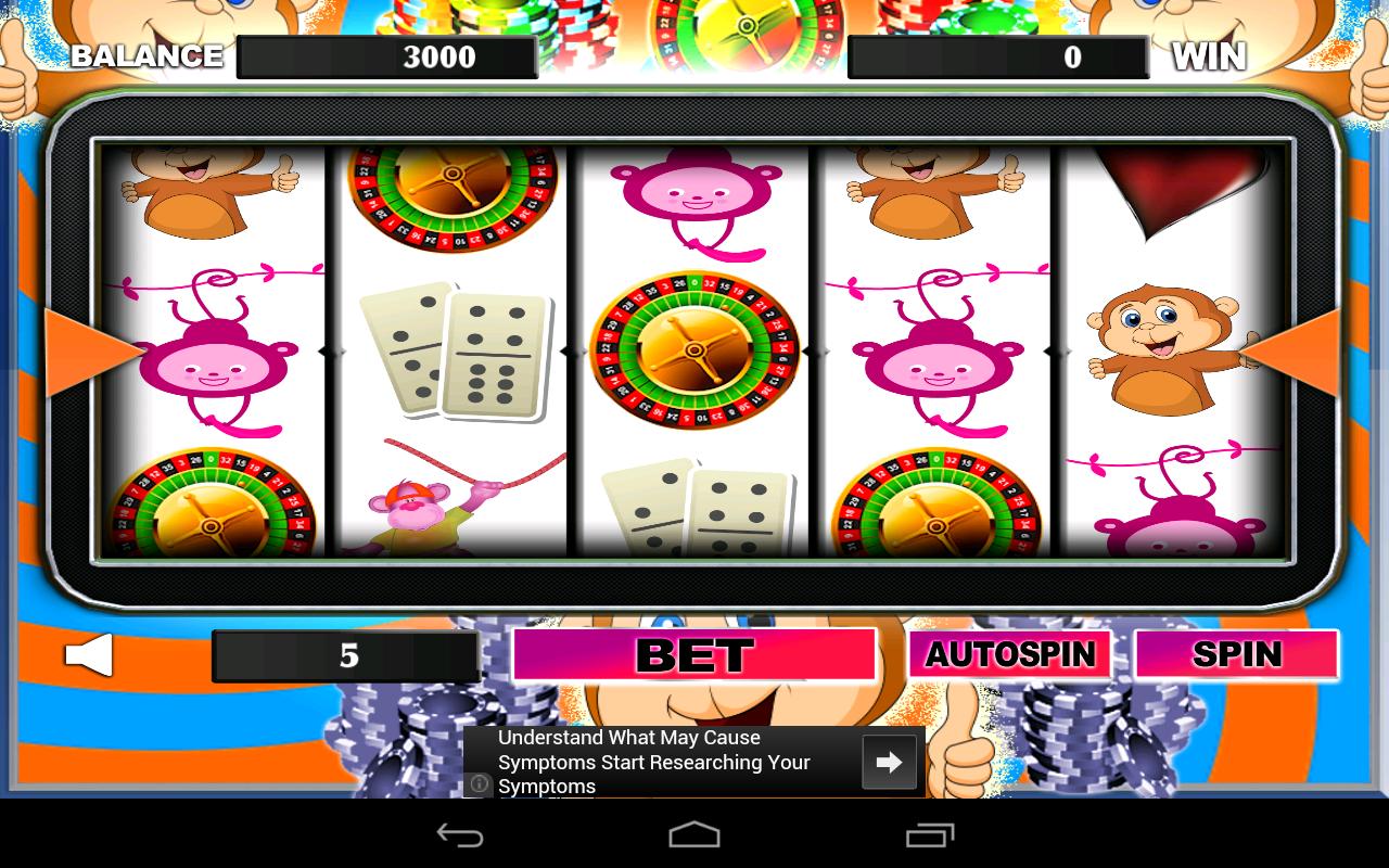 Applicazione per slot machine