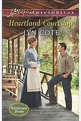 Heartland Courtship (Mills & Boon Love Inspired Historical) (Wilderness Brides, Book 3) (English Edition) Kindle Ausgabe
