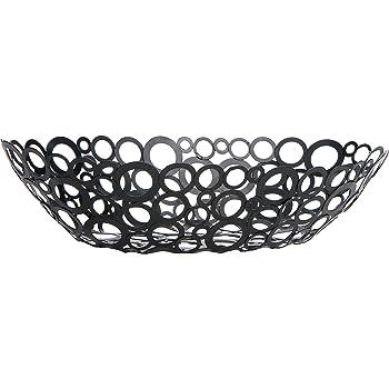 Hosley Iron Ring Bowl (Black)