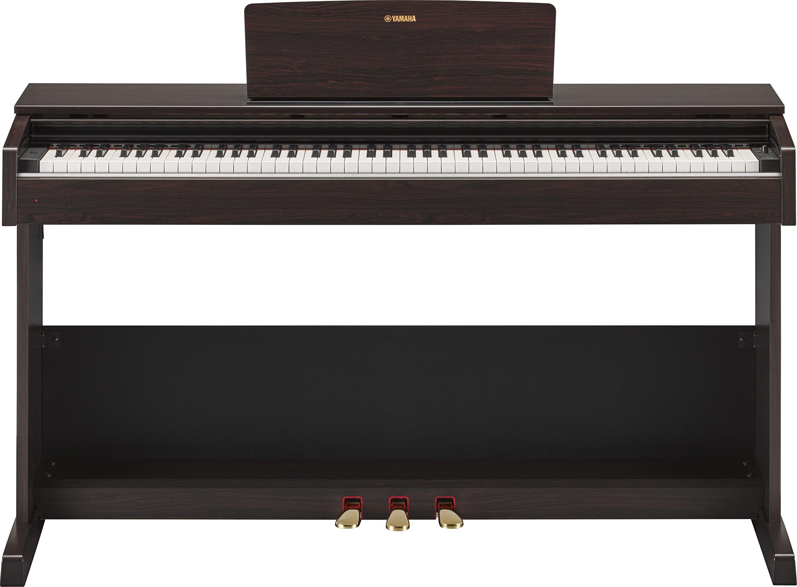 YDP103R Yamaha Pianos numériques marron