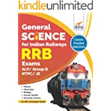 General Science for Indian Railways RRB Exams - ALP/ Group D/ NTPC/ JE
