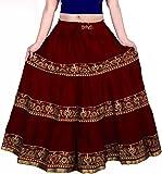 VOXVIDHAM Women Skirt