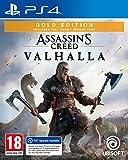 Assassin's Creed Valhalla Gold - PlayStation 4 [Edizione: Regno Unito]