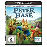 Peter Hase (+ Blu-ray) [4K Blu-ray]