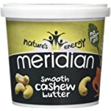 Meridian Smooth Cashew Butter, 1Kg