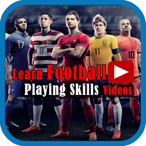 Lernen Sie, Fußball spielen Fähigkeiten Videos -