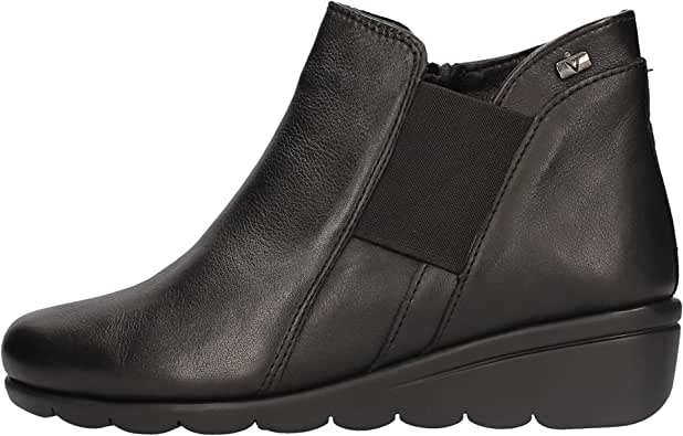 Valleverde Stivali Donna 47641 Nero Nuovo: Amazon.it: Scarpe