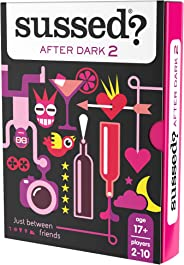 SUSSED After Dark 2 (The Hilarious Who Knows Who Best Card Game)
